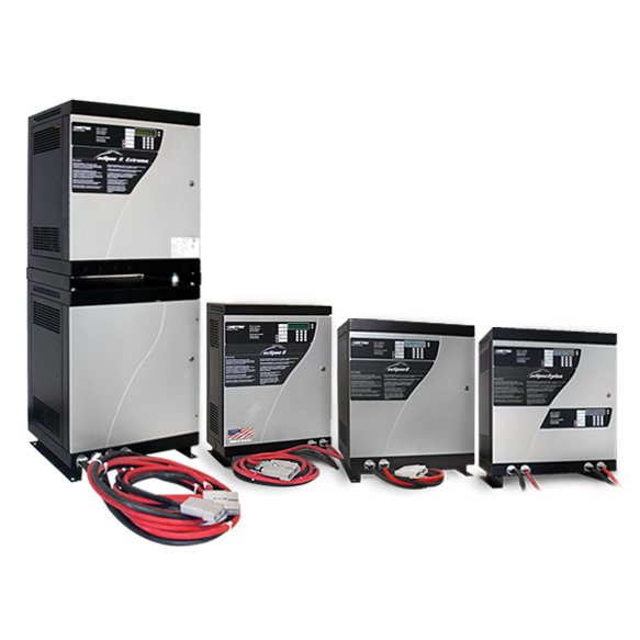 High Frequency Battery Chargers