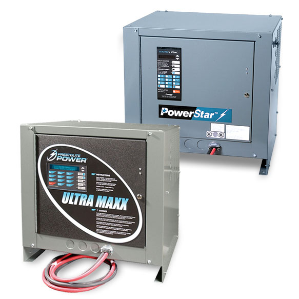 SCR Battery Chargers